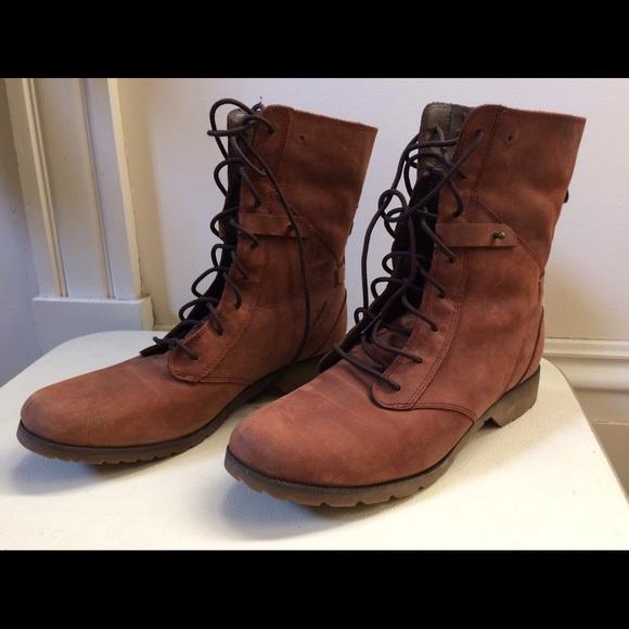 Teva Shoes   Teva Delavina Lace Boots