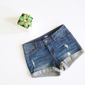 Urban Outfitters Pants - Urban Outfitters BDG Alexa Denim Shorts