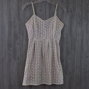 Urban Outfitters Natural Backless Mini Dress 4