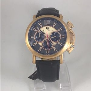Lucien Piccard Other - Lucien Piccard rose gold men's watch