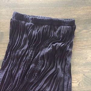 Dresses & Skirts - 💥Vintage💥 Boho Navy Maxi Skirt