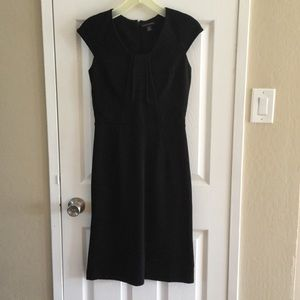 Size 0 black dress hat