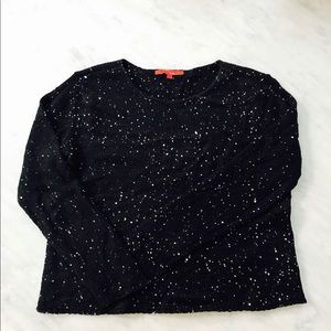 Narciso Rodriguez Sweaters - Narciso Rodriguez Design Nation Sequined Sweater