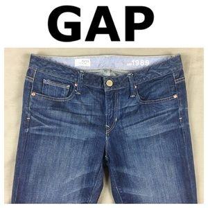 Gap 1969 Long&Lean wide hem stretch Jean 30/10r