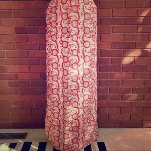 Anna Sui Dresses & Skirts - TAKE AN EXTRA 50% OFF! NWOT Anna Sui Maxi Skirt