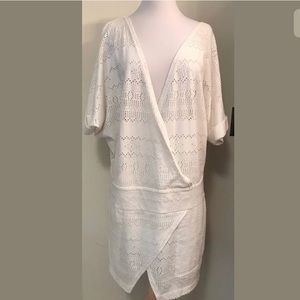 Freestyle Other - FP beach free People dress cover up kimono sleeves