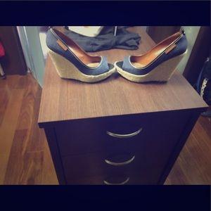 Sergio Rossi Shoes - Sergio Rossi wedge