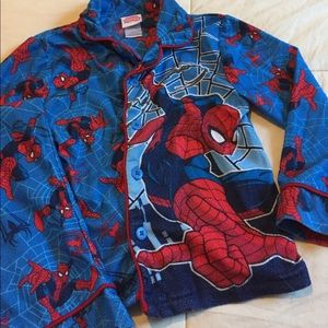 Spiderman Other - Spider-Man Pajama Set