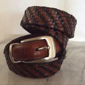 Other - Woven braided men's belt
