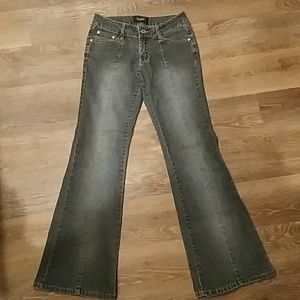 Late 90s / Early 2000's Stretch Flair Jeans