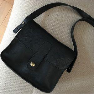 Barneys New York Handbags - Barneys Desmo $785 Leather Italy Purse Cross Body!