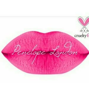 Penelope London Cosmetics  Other - No Filter Matte Liquid Lipstick Pink