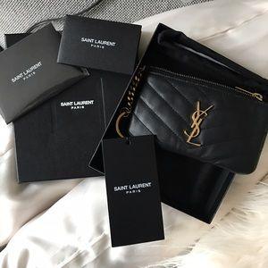 Yves Saint Laurent Accessories - Yves Saint Laurent YSL Key Pouch
