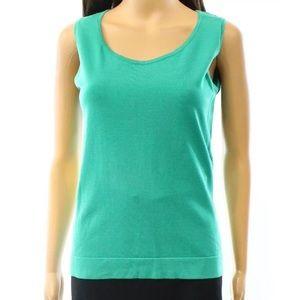 august silk Tops - NWT August Silk Tank Top Sleeveless Shirt