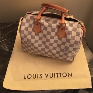 Louis Vuitton Handbags - Louis Vuitton Damier Azur