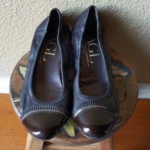 Agl Shoes - AGL Low Heel Ballet Shoe