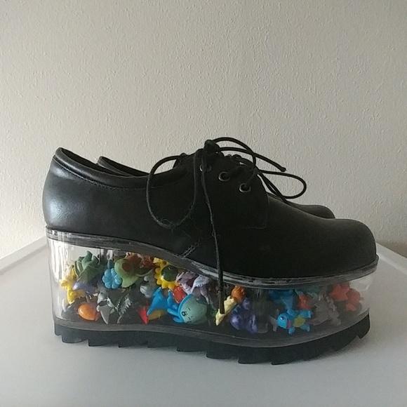 97eb26402d2 YRU Shoes - Pokemon Platforms