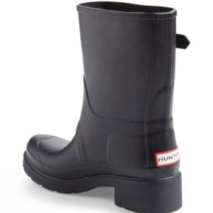 Hunter Boots Shoes - NWT Hunter Boots - Dark Gray - Size 9