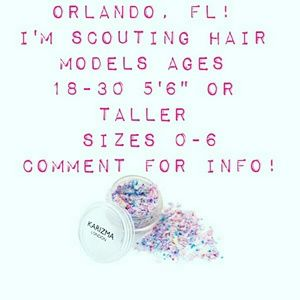 Other - Hair Models Needed!