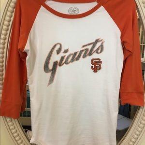 47 Tops - SF Giants baseball shirt