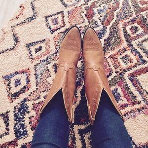 Laredo Shoes - Vintage Laredo Cowboy Boots