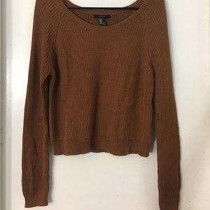 Cozy Cropped Sweater