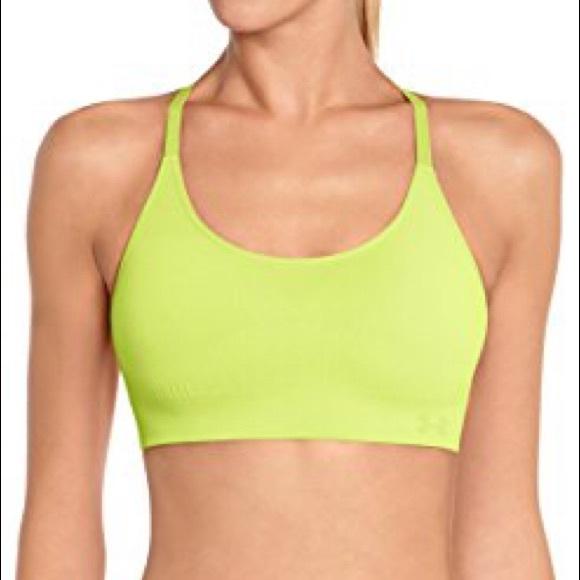 7436d9bea30bf Under Armour women s seamless essential sports bra