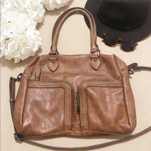 Antik Kraft Handbags - ANTIK KRAFT STUDDED TOTE/ CROSSBODY LARGE BAG!!!!