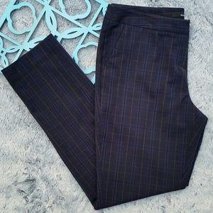 Amanda & Chelsea Pants - {Amanda & Chelsea Navy Plain Pants}