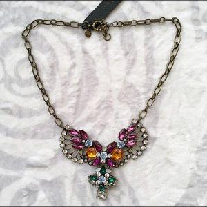 Jcrew vintage statement necklace
