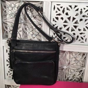 Target Limited Edition Handbags - Black NonLeather Shoulder/Cross-Body Bag