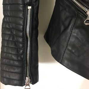 H&M Other - H&M Leather Jacket