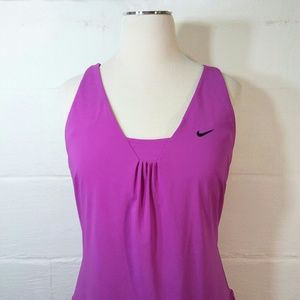 NIKE  TENNIS TEK DRESS SZ 12-14