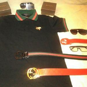 7ddd114f Gucci Shirts   Polo Bumblebee Spring Edition 2017   Poshmark