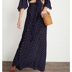 Faithfull the Brand Dresses & Skirts - NWT Terre Maxi Skirt in Venice print