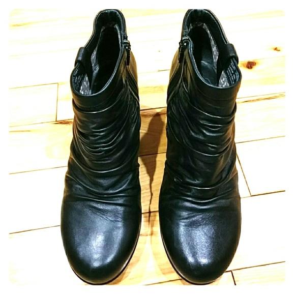 74 dansko shoes dansko s leather boots black