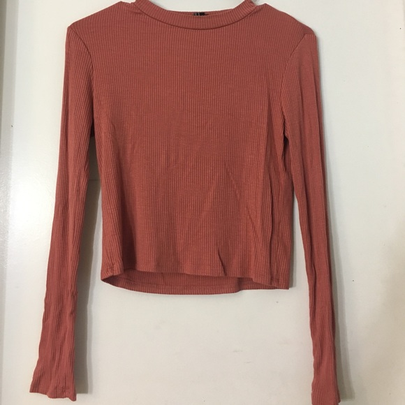 Forever 21 Tops - F21 Mock Neck Top