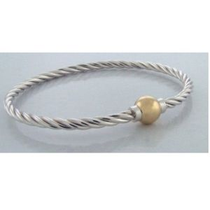Cape Cod Jewelry - Cape Cod Two-Toned Bracelet