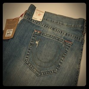 True Religion Other - True religion jeans straight sz 46 x 34 nwt $229