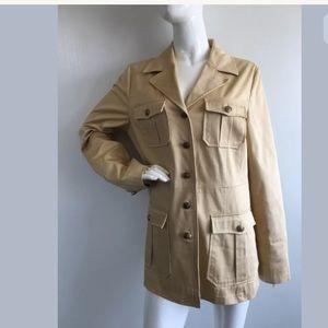 Rachel Zoe Jackets & Blazers - Rachel Zoe Tan Military Jacket