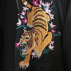 H&M Jackets & Coats - H&M Bomber Jacket