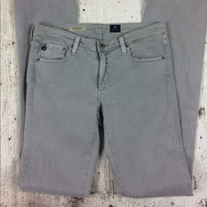 Anthropologie AG the ballad slim boot jeans