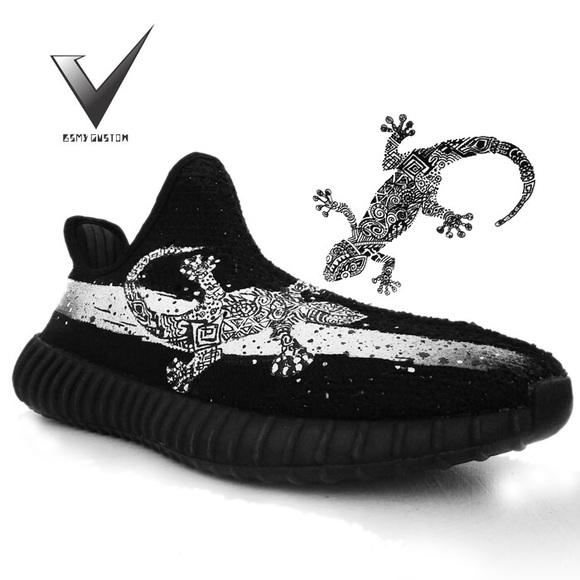 Yeezy Shoes   Yeezy Hand Drawing