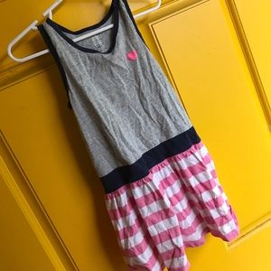 Old Navy Other - Old navy gray and pink sundress 3t