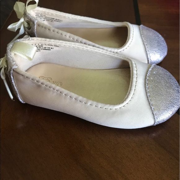 off Baby Gap Other Baby Gap champagne gold ballet