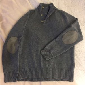Loro Piana Other - Loro Piana Ice Blue Cashmere Sweater Men's 50