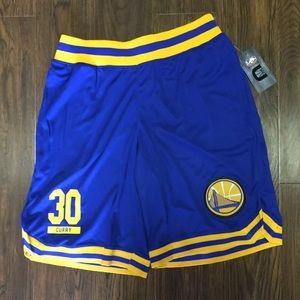 Golden State Warriors Steph Curry Basketball Short