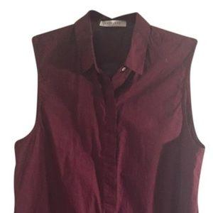 Everlane Tops - Everlane sleeveless button down