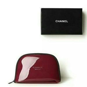 CHANEL Other - Chanel cosmetic bag
