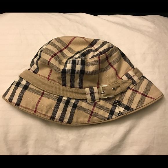 authentic burberry cap